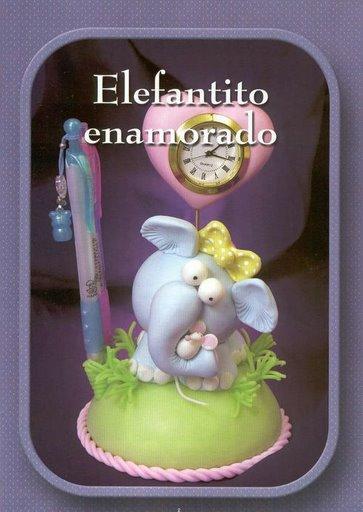 Elefantito Enamorado