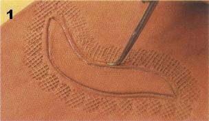 modelado del cuero