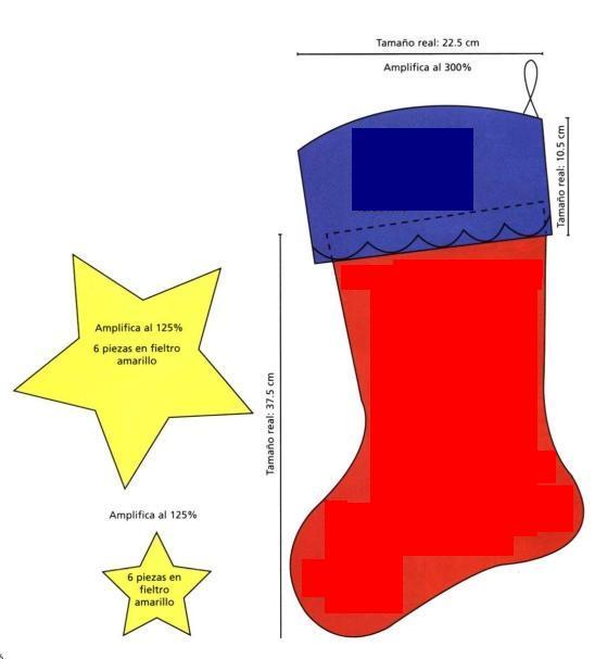 patrones de botas