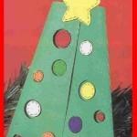 Tarjeta Arbolito de Navidad