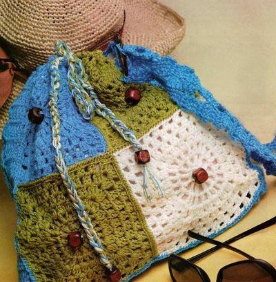 Como Hacer Bolsas De Crochet