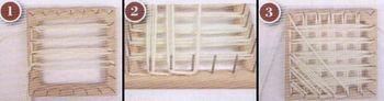 artesanias 14 Como hacer un poncho en telar