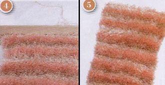 artesanias 33 Como hacer un gorro en telar maya