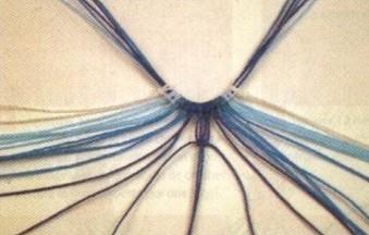 كولييه من المكرامي مع الباترون Collar-macrame-01