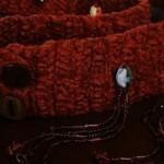 Cinturón de croché