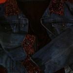 Bordado en jean