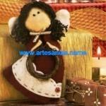 Angelito para Navidad