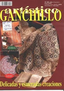 Revista Ganchillo Artistico