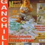 Revista Ganchillo Niños Especial Mantitas