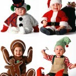 Disfraces caseros para Navidad