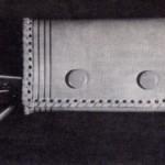 Como hacer un portallaveros en cuero